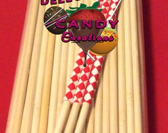 Candy Apple Sticks (100 count)