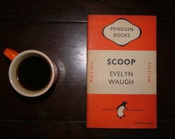 Scoop by Evelyn Waugh, Vintage Penguin Book