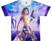 Final Fantasy X-2 Yuna Gunner Unisex Sublimated T-shirt featured image