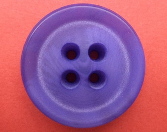 5 buttons 27mm 18mm blue purple (903)