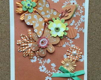 Handmade: Fall Butterfly