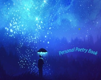 Personal Poetry Book