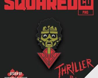 Thriller Pin