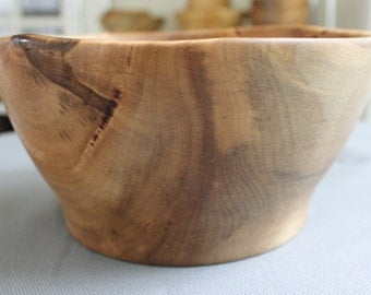 Sweet Gum Wood Bowl