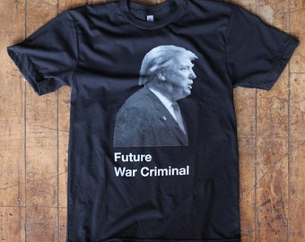 Future War Criminal Tee