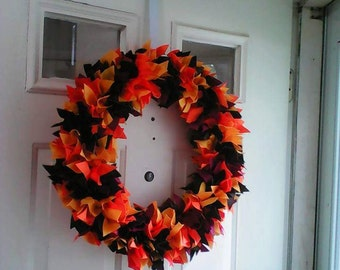 "16"" Autumn Wreath"