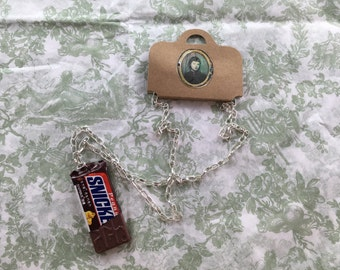 Snickers necklace