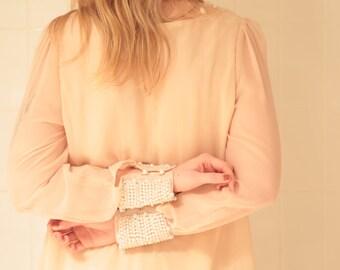 rare vintage 1960s elegant mod dress
