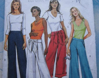 Butterick 4995 Trouser Sewing Pattern 16-22