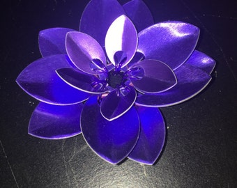 Purple Scale lotus