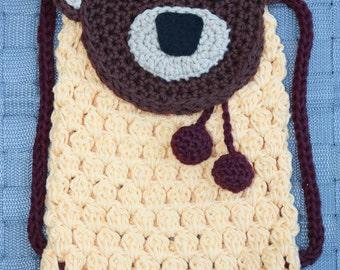Bear Backpack for Toddler
