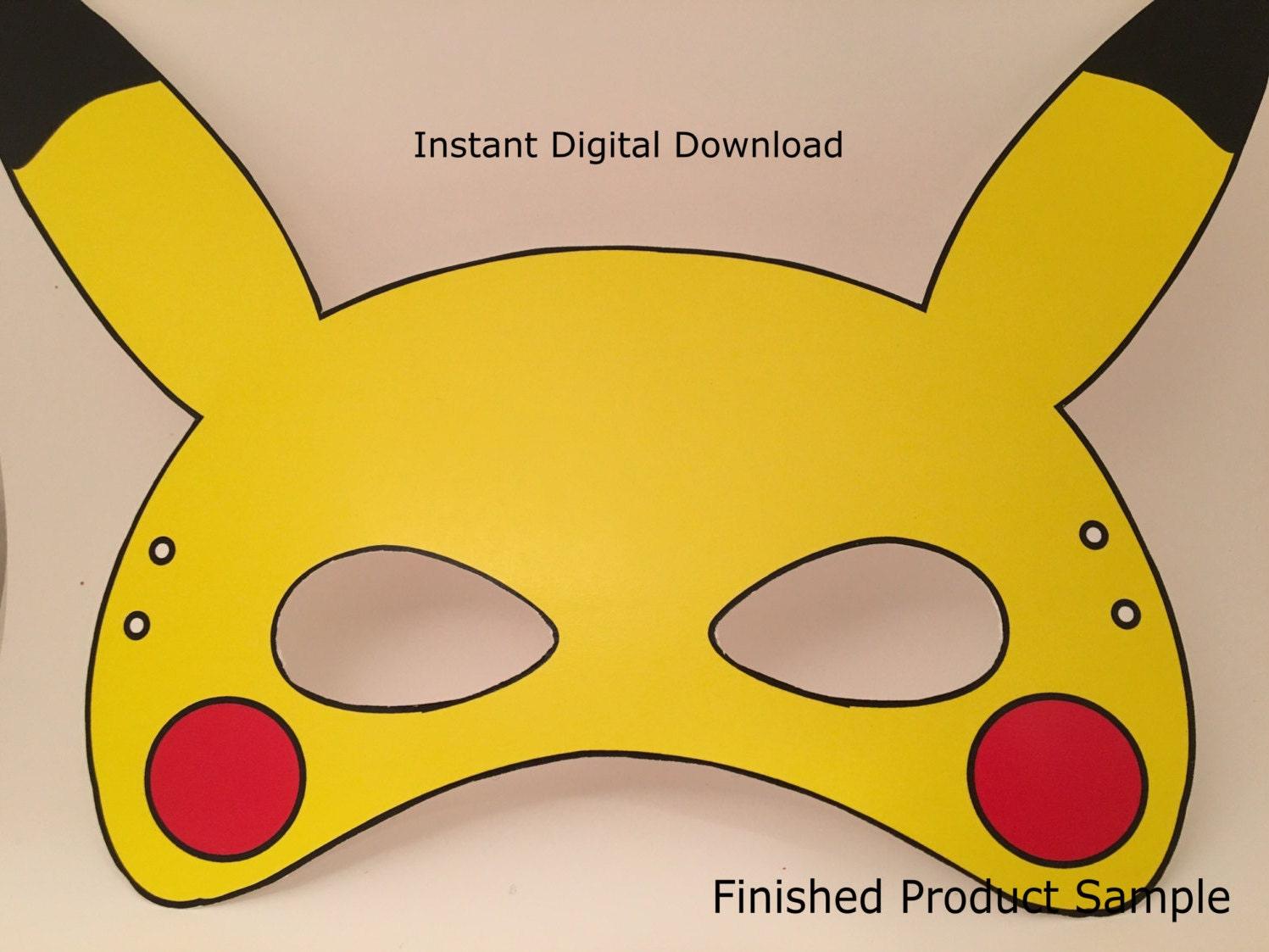 p mask cut file printable mask printable cut files