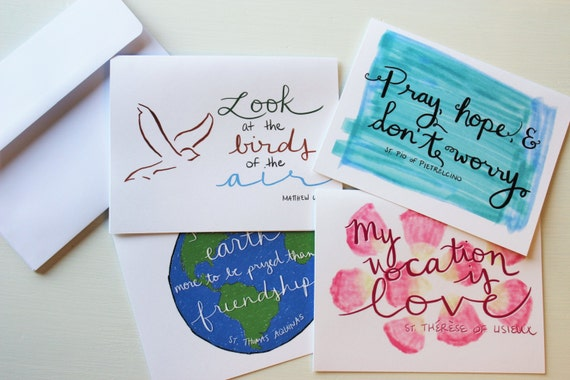 Everyday Occasion Cards for Catholics