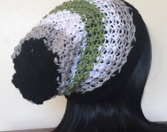 Agender Knit Slouchy Beanie