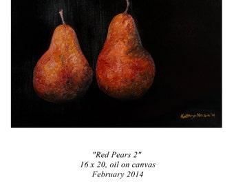 Red Pears 2