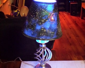 Night light space lamp