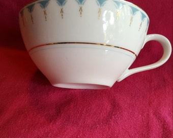 CHARLEROI FANCY little Vintage Tea Cup