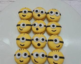 Cute Edible Macaroons
