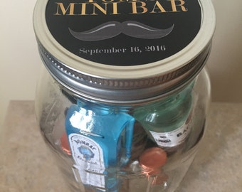 Mini Bar In A Jar