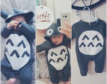 Totoro Baby Halloween Costume
