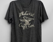 Midwest Craft Con- Unisex Event Tee