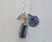 Coffee Addict Necklace