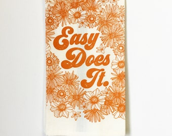 Easy Does It Towel