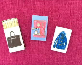CHIC COLLECTION Matchboxes