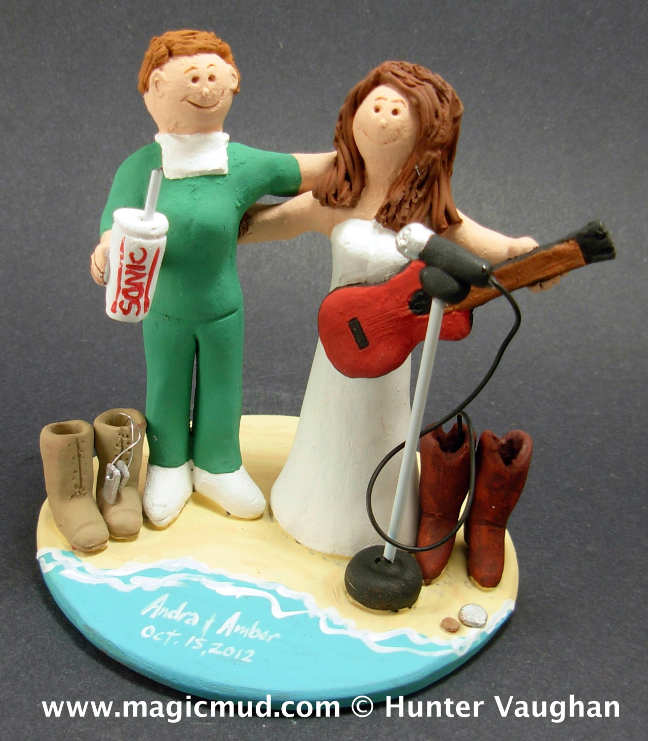 lesbian cake toppers custom made s wedding caketopper women s 5497