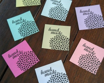 Printable PDF Tags - Hand Made Labels