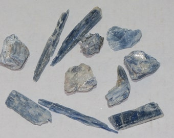 BLUE KYANITE in MATRIX Specimens 1 Lb | Rough and Natural