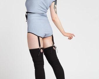 Sappho Thigh High Stockings