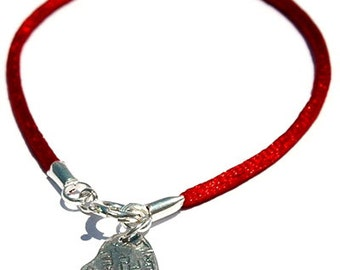 Happiness Love Health and Joy Hamsa Bracelet
