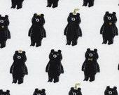 Bear Hug Crib Sheet, Baby Boy Bedding, Mini Crib Sheet, Crib Bedding, Changing Pad Cover, Baby Blanket or Pillow in black and white