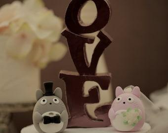 cake topper---Custom Order Deposit for the lovely Wedding Cake Topper (K118)