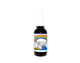 Rainbow Beach Body Oil . natural skin care