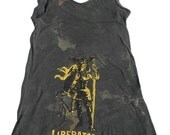 A-Line Dress, The Liberator, in Soft Camo