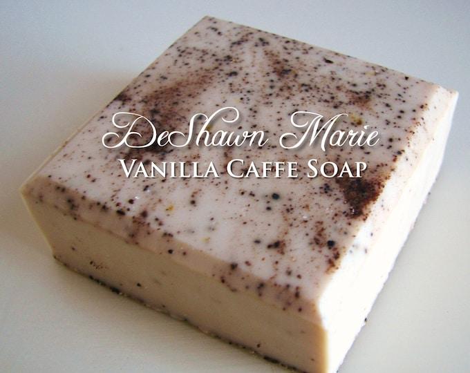 Vanilla Caffe Handmade Soap
