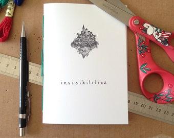 invisibilities - art zine