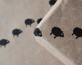 Bah Bah Black Sheep | Wrapping Paper | Gift Wrap | 3 Sheets | Toodles Noodles