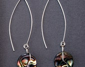 Paua Sterling Silver Wire...