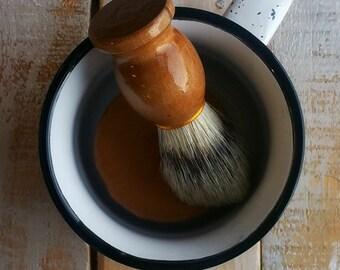 Mug, Brush, & Soap Set