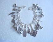 CHARMED inspired Bracelet 20 charms