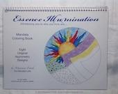 Essence Illumination Mandala Coloring Book