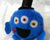 Blue the Happiest Monster Plush Toy