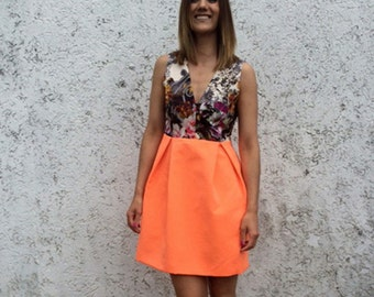 PDF Sewing Pattern and Tutorial - Alvernia Dress