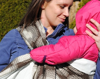 Curious Nature-  Adjustable Baby Sling