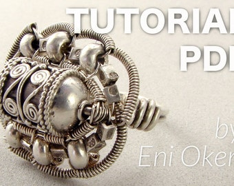 Ethnic Ring PDF tutorial