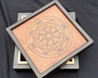 Magi's Circle Crystal Grid Box