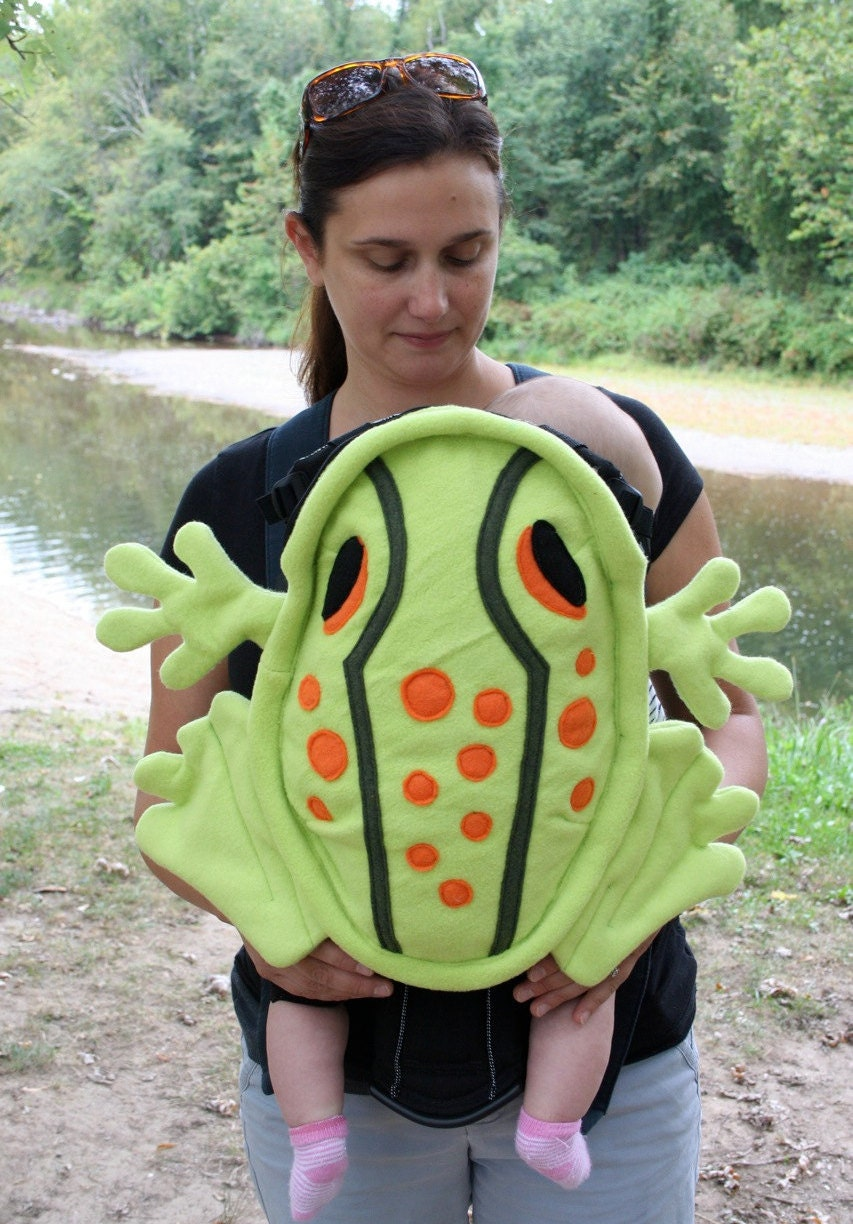 Tree Frog Baby Carrier Accessory Bjorn Ergo Tula Cover With